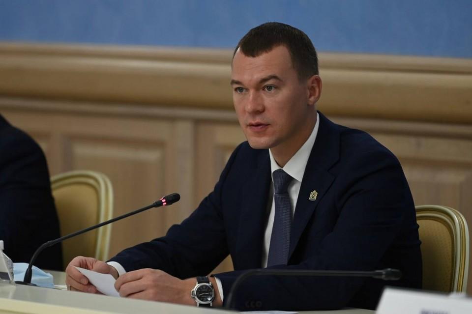Главное при подготовке к юбилею – учесть предложения хабаровчан - Михаил Дегтярев.