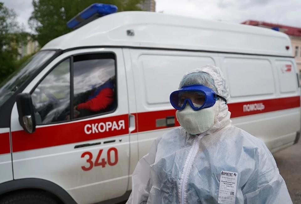 В России 14 сентября 2021 выявлено 17 837 случаев заражения коронавирусом