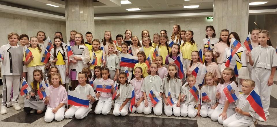 Творческие коллективы Сургута выступили на сцене Государственного Кремлевского дворца Фото: Официальный сайт Администрации города Сургута