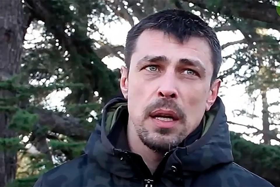 Александр Франчетти категорически отвергает выдвинутые против него обвинения / Фото: кадр из видео