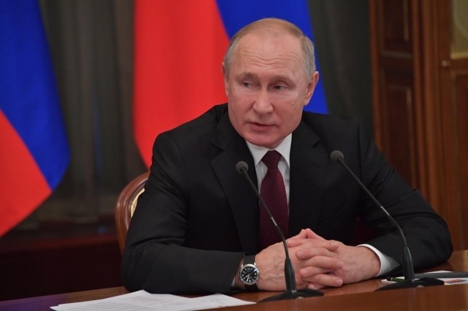 Владимир Путин считает, что россиянам всегда есть, за что покритиковать его и правительство РФ