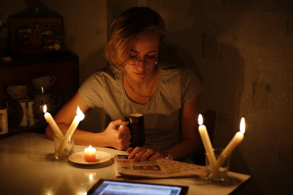 В Кемерове возобновляют подачу электроэнергии.