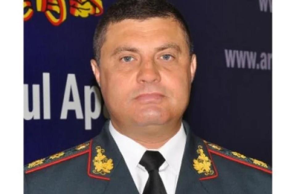 Игорь Горган занимал должность начальника генштаба Национальной армии с июля 2019 года