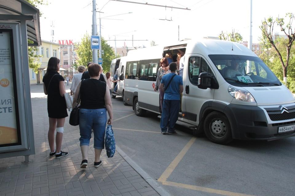 Горожане часто жалуются на общественный транспорт.