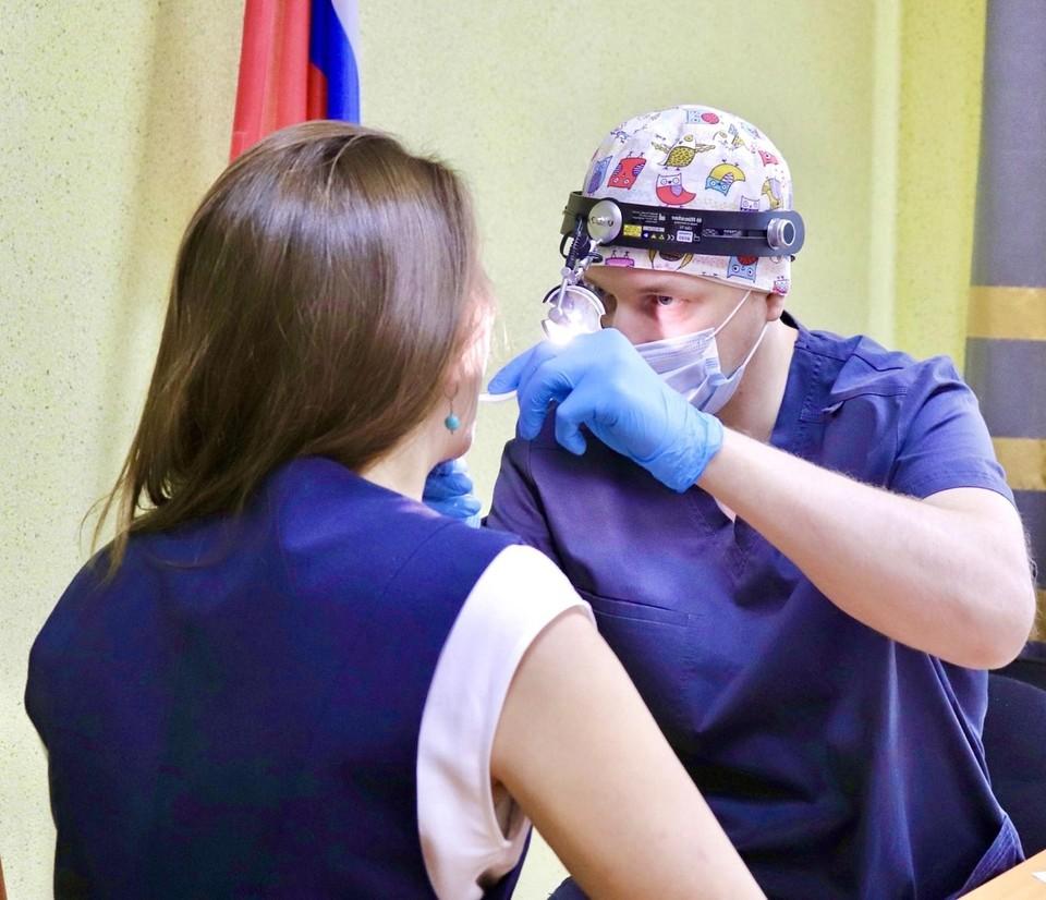 В Тюмени примут пациентов с подозрением на рак органов головы и шеи.