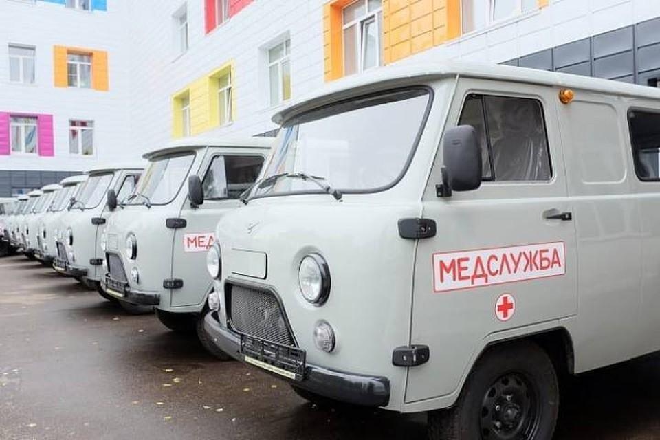 Новые медицинские автомобили существенно повысят качество неотложной помощи. Фото: vk.com/medkirovru