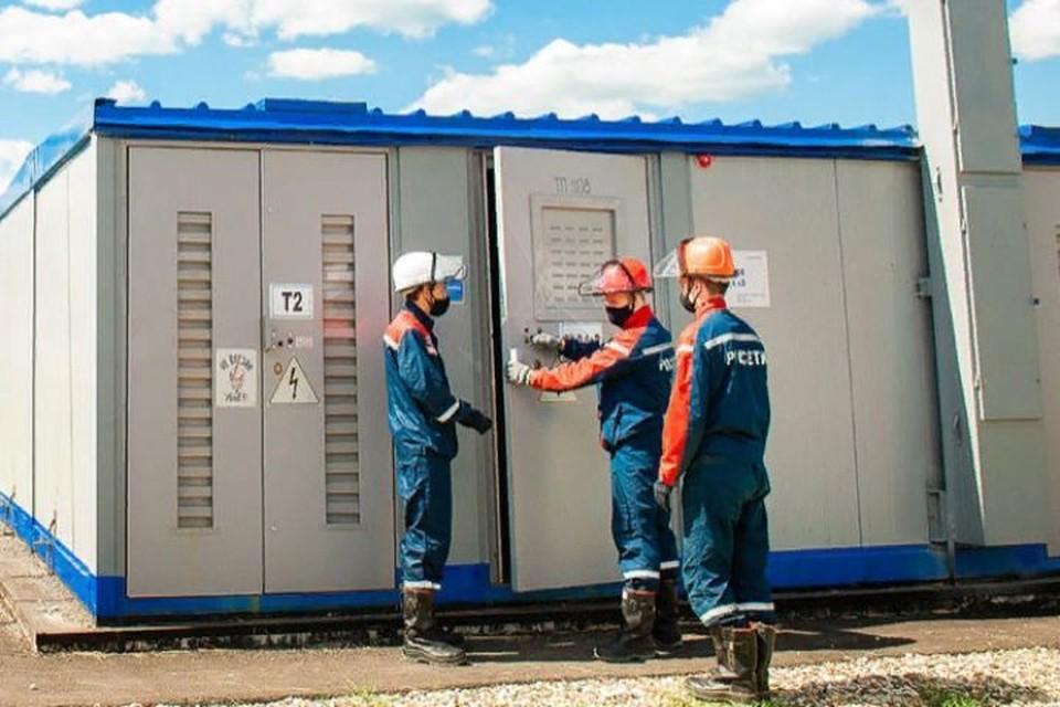 Ярославские энергетики впервые применяют систему мониторинга. Фото: филиала «Россети Центр Ярэнерго»