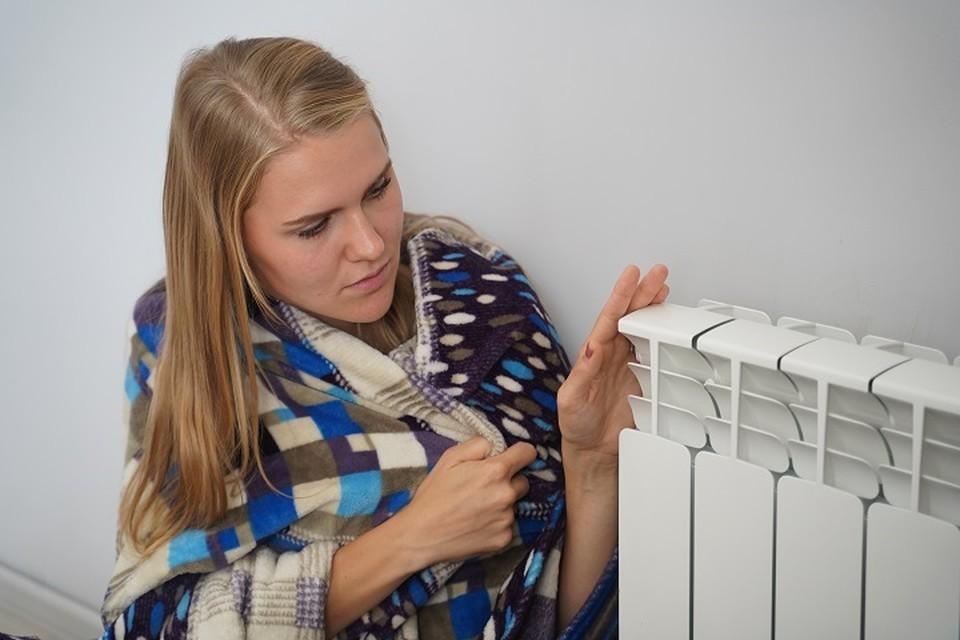 В домах постепенно появляется тепло