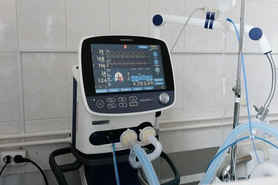 В Ленобласти закупят кислородного оборудование на 96 млн рублей.