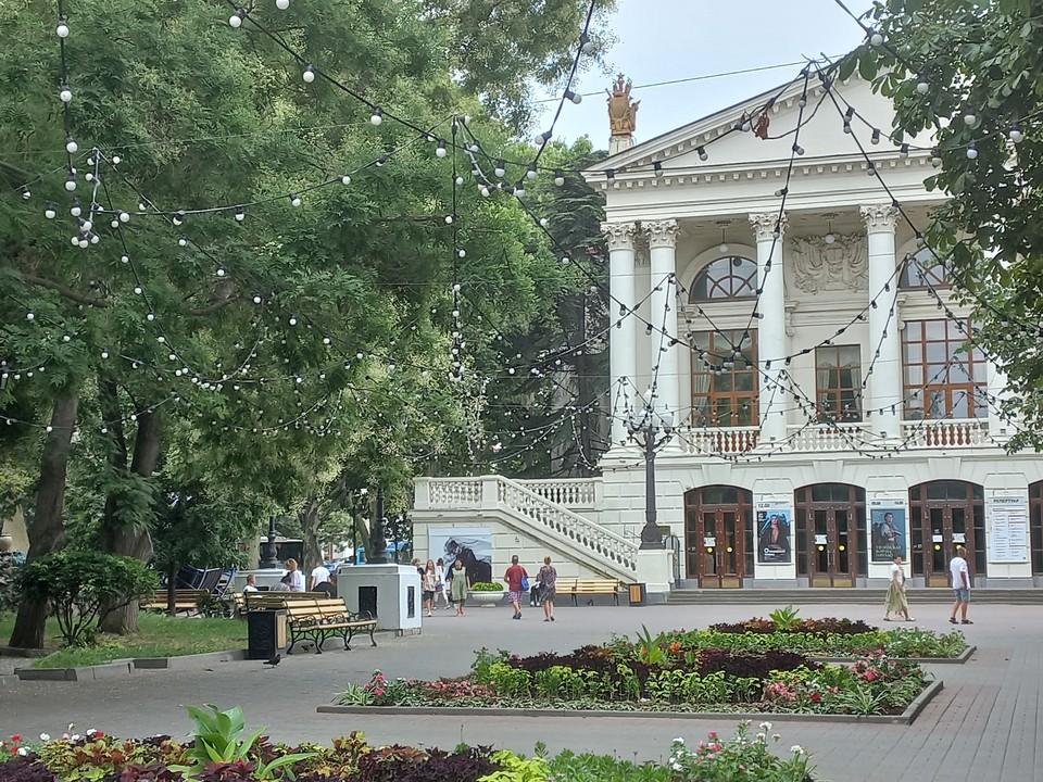 Театр имени Луначарского