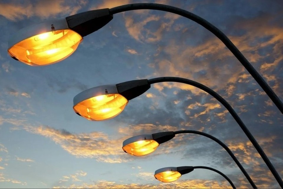 Поселковые улицы будут освещены. Фото: пресс-служба администрации Краснодара.
