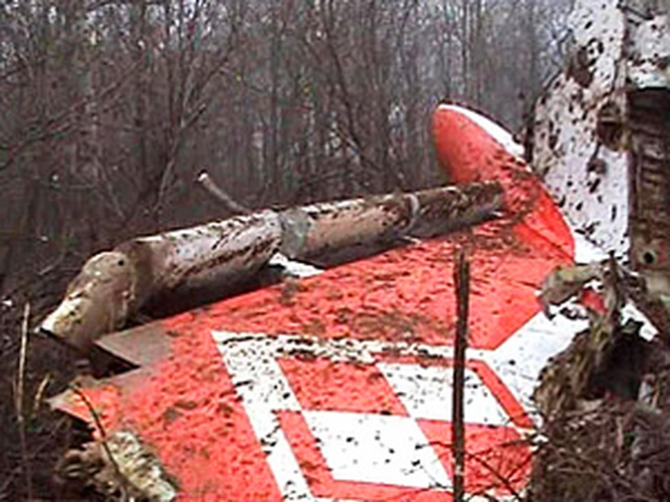 В авиакатастрофе погиб президент Польши