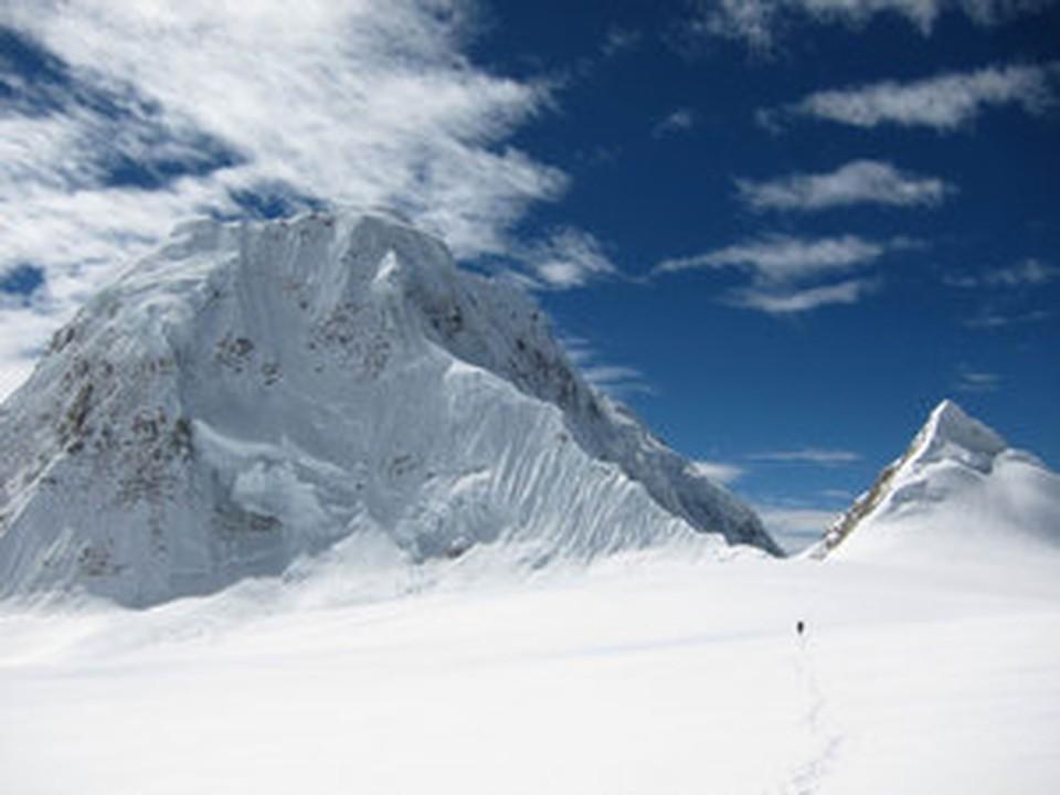 Вот так выглядит вершина Тулаги.