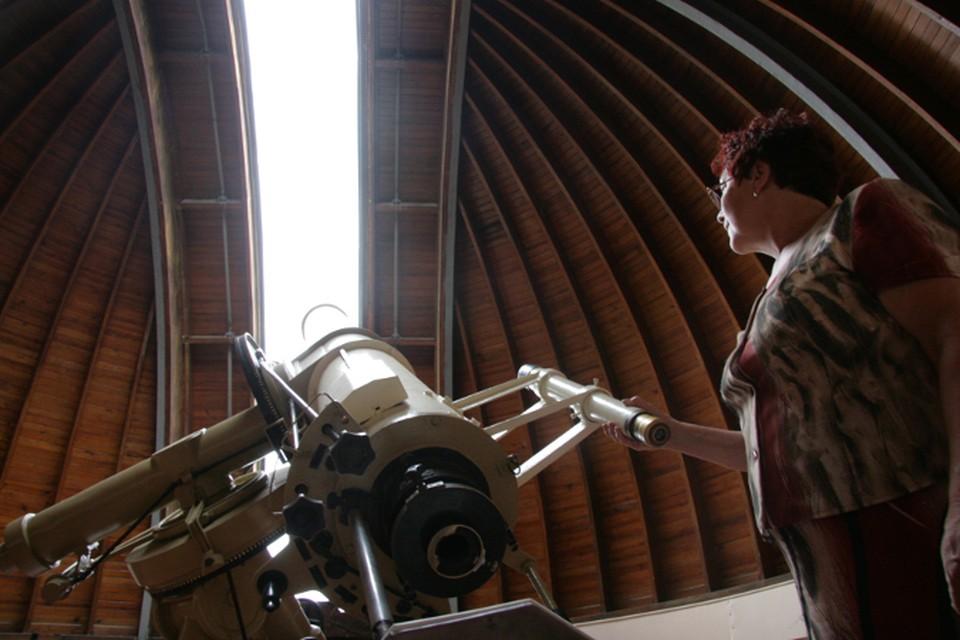 В Волжском можно бесплатно изучить звездное небо
