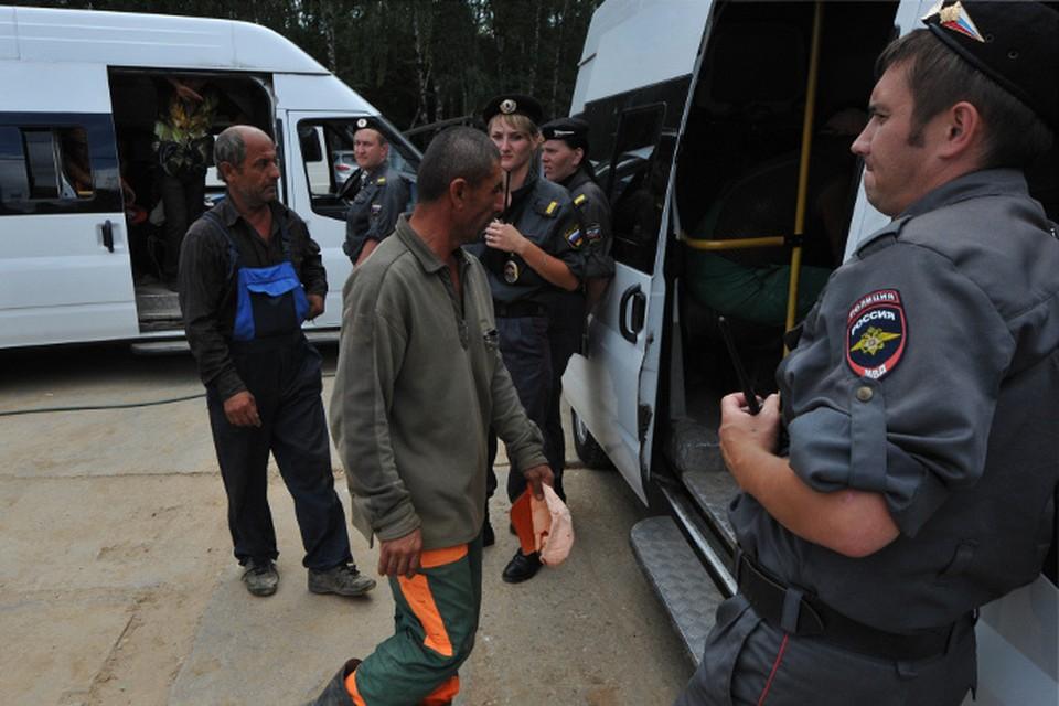 Иностранные рабочие смогут трудиться в России без разрешения, но организаторам незаконной миграции может грозить тюрьма