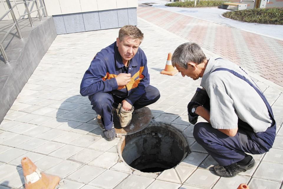 В случае неуплаты канализацию можно отключить. Технология закуплена, специалисты обучены