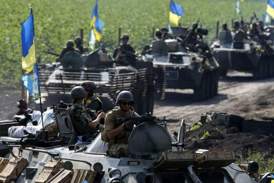 Украинские войска стараются вести себя аккуратно в Славянске, чтобы в других городах не возникло желание стоять до последнего.