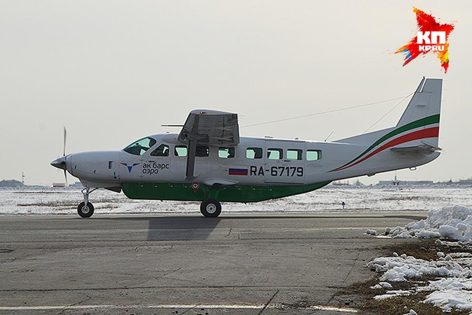 Авиакомпания Ак Барс Аэро временно отменила полеты