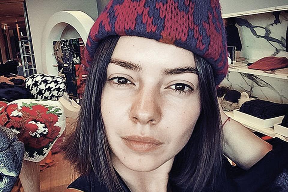 23-летняя дочь Константина Кинчева - актриса Театра Маяковского.