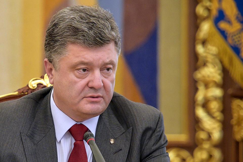 Порошенко считает, что на референдуме украинцы выступят против федерализации