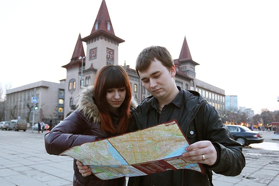 В Саратовскую область туристы поедут в 78-ю очередь