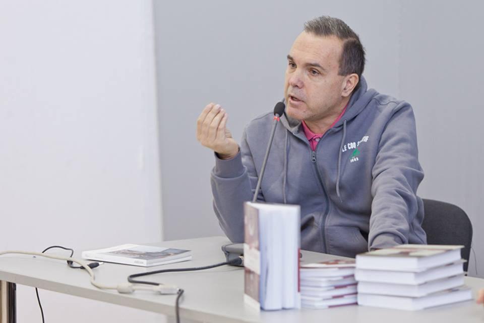 Писатель Иван Зорин