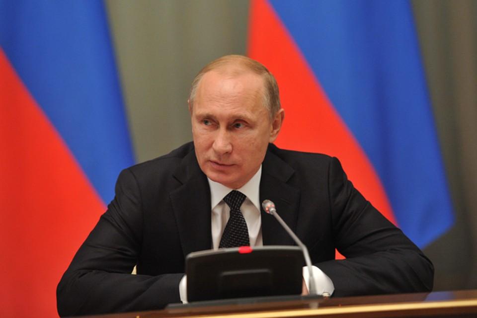 86% граждан одобряют работу Владимира Путина, показывают данные опроса